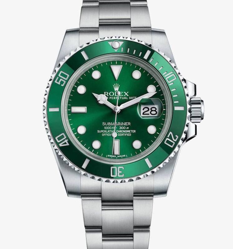 Rolex Hulk Submariner