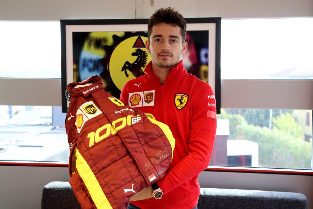 Tuta Ferrari