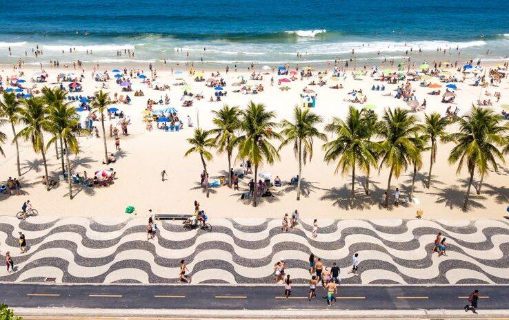 Avenida Atlântica- Rio de Janeiro