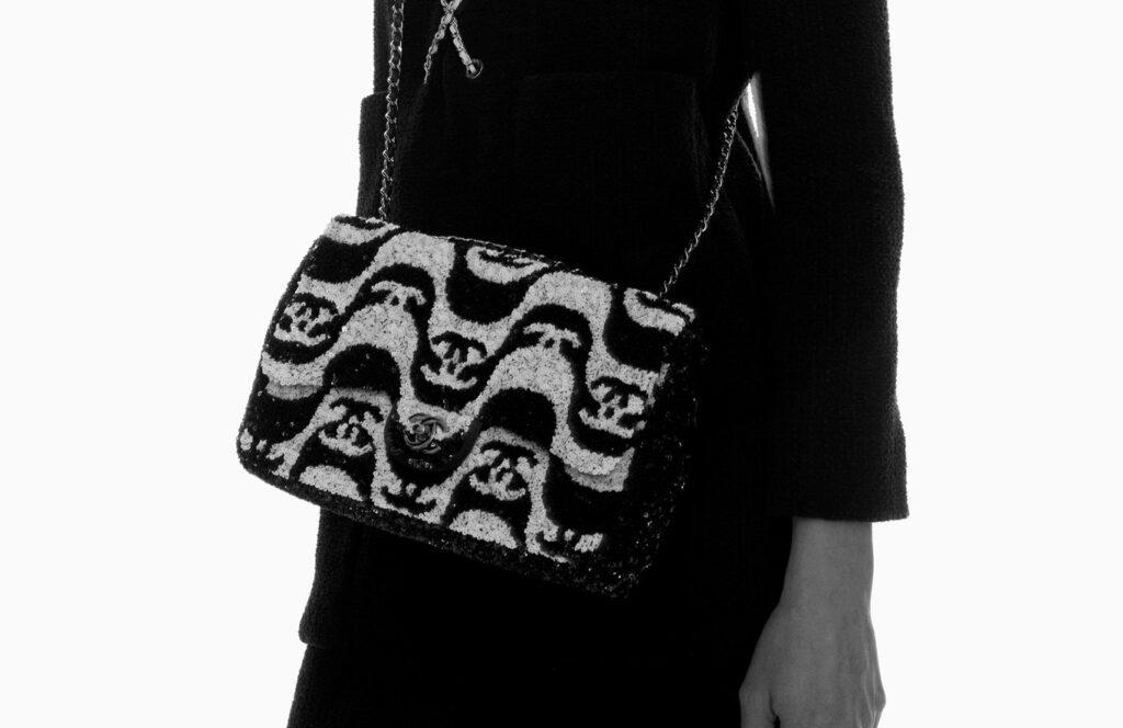 Una borsa della collezione PE 2021