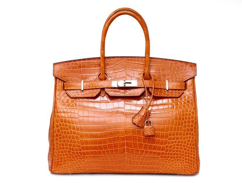 All'asta la Hermès Birkin 35, anno 2013