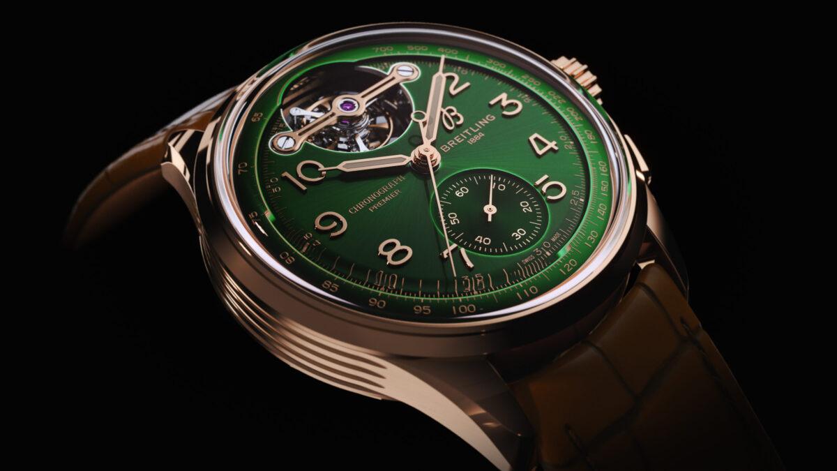 Premier B21 Chronograph Tourbillon 42 Bentley Limited Edition