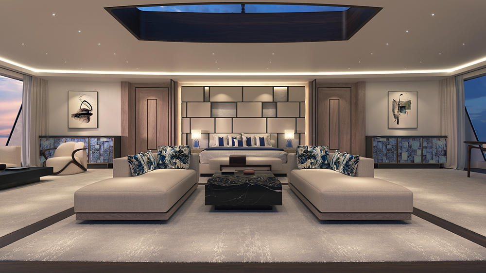 Now superyacht di Piredda & Partners